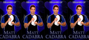 The magic of Matt Cadabra will blow you away! If you're looking for a unique way to entertain your next party's guests be sure to give New Jersey Magician | Matt Cadabra a call to book your event at 609.576.3212.